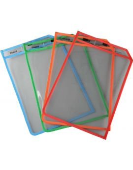 WRITE N WIPE - A3 - ERASABLE SLEEVE - WNWA3