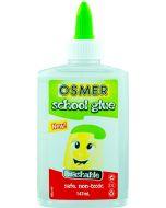 OSMER SCHOOL GLUE GUM/MUCILAGE 147ML BOTTLE - GEL147