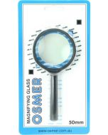 MAGNIFYING GLASS - ABS HANDLE - 50MM - MG50