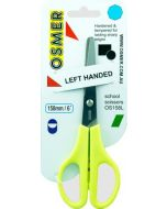 OSMER 158mm LEFT HAND SCHOOL SCISSORS - OS158L