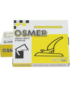 STAPLES - OSMER 23/15 HEAVY DUTY BOX 1000 - 23/15