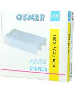 STAPLES - OSMER HEAVY DUTY - BOX 1000 - 23/10
