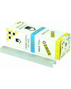 26/8 OSMER FULL STRIP STAPLES - BOX 5000 - 26/8