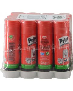 PRITT 22 GRAM GLUE STICK - 46662 - TRAY OF 12