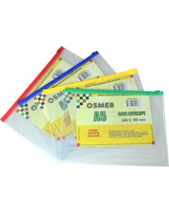 DATA ENVELOPES A5  - PACK OF 12 - DEA5