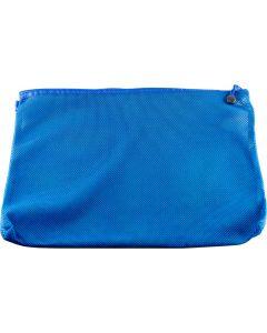 DOUBLE MESH NYLON NET - A5 - BLUE - DMA5B