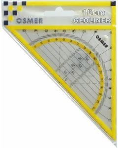 OSMER GEOLINER 16CM - 180 DEGREE - HANGSELL - GEO16