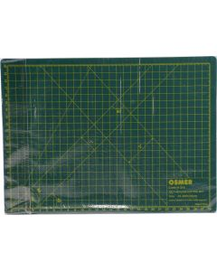 A4 GREEN CUTTING MAT - H-316