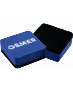 OSMER MINI WHITEBOARD ERASER - MAGNETIC - PACK OF 12 - ME222