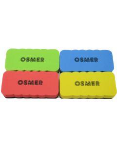 OSMER STANDARD WHITEBOARD ERASER - MAGNETIC - ME333