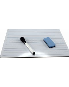 STUDENT WHITEBOARD - A4 - MDF - DOUBLE SIDED - PLAIN & DOTTED - MWBPRINT