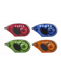 OSMER 4.2mm x 8 METRE CORRECTION TAPE - OCT400
