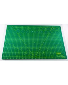 A3 GREEN CUTTING MAT - H-308