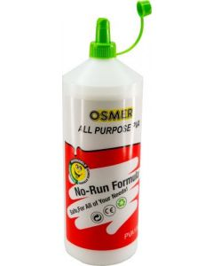 OSMER PVA GLUE 1000ml WHITE ADHESIVE - PVA1000