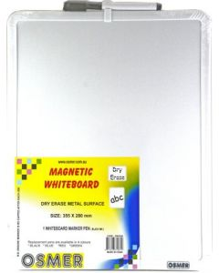 LARGE STUDENT WHITEBOARD WITH MARKER - OW3528