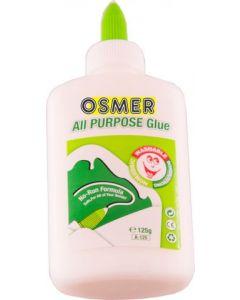 OSMER PVA 125 GRAM WHITE ADHESIVE - PVA125