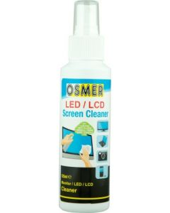 LED/LCD SCREEN CLEANER 125ml - LCD125