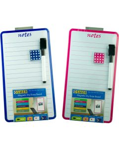 NOTE MAGNETIC WHITEBOARD - 14CM X 25.4CM - OWNOTE