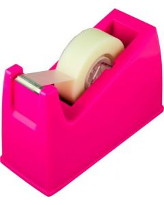 OSMER SMALL HOT PINK TAPE DISPENSER - TC20512