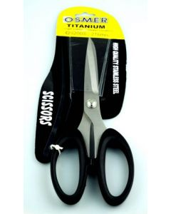 OSMER TITANIUM STRAIGHT HANDLE SCISSOR - 216mm - OS200S