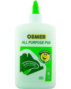 OSMER PVA 250 GRAM WHITE ADHESIVE - PVA250