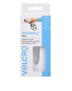 VELCRO® BRAND  ADJUSTABLE WRAP 19mm X 3 METRES - V25550
